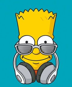 《The Simpsons / Bart Simpson》 Simpsons Drawings, Simpsons Art, Bart Simpson, Comics Anime, Simpsons Characters, Watch Cartoons, American Dad, Animation, Easy Drawings