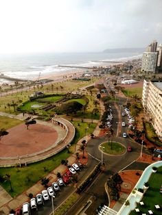 Durban beach front Durban South Africa, Kwazulu Natal, Those Were The Days, Places Ive Been, Cities, Beautiful Places, Southern, Memories, Landscape