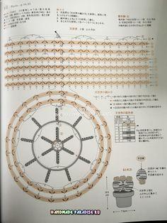 Схемы вязания крючком кактусов и суккулентов (3)