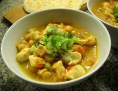 Del papel a la panza: Curry de pollo al microondas