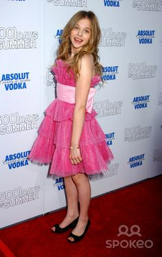 chloe moretz 500 days of summer PIMERE | Chloe Moretz During the Premiere of the New Movie From Fox Searchlight ...