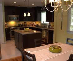 U Shaped Kitchen Kitchens And Kitchen Layouts On Pinterest