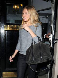 Sienna Miller... love her & love her style!