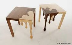 cool wooden tables - Google Search