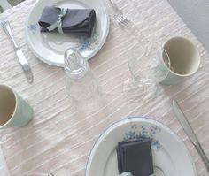 BARABASCA MADE: my new table linen napkin