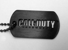 Call of Duty: Dog Tag - Limited Edition (Collectible) by Activision - alert design Ghost News, Activision Blizzard, Call Of Duty World, Call Of Duty Infinite, Advanced Warfare, Cheap Sweaters, Call Of Duty Black, Amazon Associates, Modern Warfare