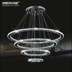 Find More Pendant Lights Information about Mirror Stainless Steel Crystal…