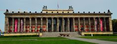Altes Museum, 1824-8, Karl Friedrich Schinkel, Berlin, Germany