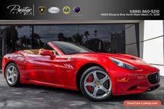 2010 Ferrari Other Base Convertible 2-Door #ferrari #other #forsale #unitedstates