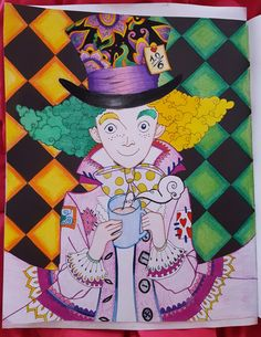 Alice in wonderland by fabiana  attanasio