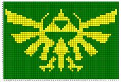 Legend of Zelda, Triforce Pillow