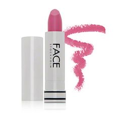 Bright pink or rose colored lipstick, like this one from Peyton List's makeup picks, can double as a fun, spring eye shadow. http://tvgd.co/1xJUDsI