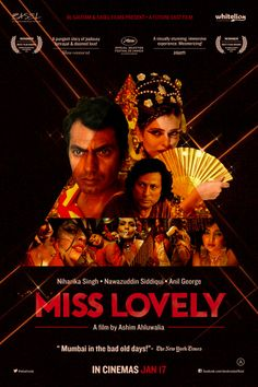 Miss Lovely (2013) - Movie Poster