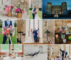 Lulworth Castle Wedding | Dorset Wedding Photographer