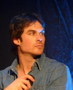 Ian Somerhalder - BloodyNightCon Europe in Belgium, Brussels (May 11, 2013)