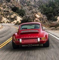 Porsche by Singer