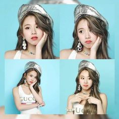 """Twice-Chaeyoung """"What is Love?"""""""