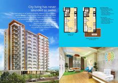 Condominium for sale, PHP in Cebu City, Cebu, Philippines. Very Accessible and Affordable Condo in Guadalupe Cebu City S Cebu City, City Living, Condominium, Philippines, To Go, Apartments, Cebu, Penthouses, Flats