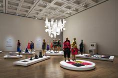 The Work of Miyake Issey exhibition