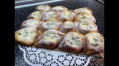 BRIOCHE SOFFICISSIME Ricetta Facile e Veloce - YouTube Biscotti, Croissant, Sweet Bread, Banana Bread, Yogurt, Bakery, Food And Drink, Make It Yourself, Desserts
