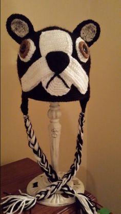 Cody the bulldog Crochet Hats, Table Lamp, Home Decor, Knitting Hats, Table Lamps, Decoration Home, Room Decor, Home Interior Design, Lamp Table