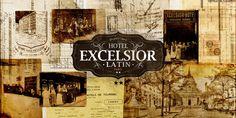 Graphic Design - Graphic Design Ideas  - The Excelsior Latin hôtel graphic language   Graphic Design Ideas :     – Picture :     – Description  The Excelsior Latin hôtel graphic language  -Read More –