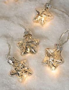 5point Gold Mini Star