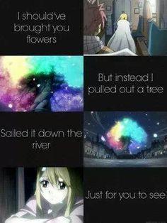 Fairy Tail, Natsu X Lucy. I love this episode. Fairy Tail Nalu, Fairy Tail Meme, Fairy Tail Quotes, Fairy Tail Ships, Fairy Tail Family, Fairy Tail Couples, Me Anime, Anime Manga, Anime Kiss