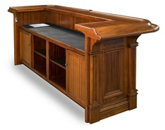 Hand Crafted Home Bar One by California House | CustomMade.com