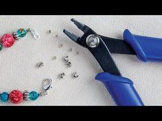 Jewelry 101: Using Crimp Beads & Covers - #Beading #Jewelry #Tutorials