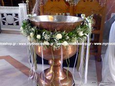 Baby Party, Christening, Glass Vase, Blog, Decor, Decoration, Blogging, Dekoration, Inredning