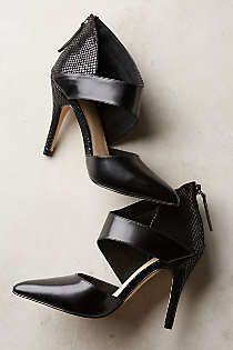 Anthropologie - Soles Future Told Eye Candy Shooties
