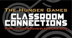 Hunger Games Lessons: All the blog posts with classroom connections, resources, ideas, activities, examples for teaching The Hunger Games trilogy.