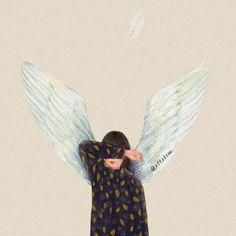 Pop Art Women, Girly Drawings, Art Diary, Abstract Watercolor Art, Sad Art, Cartoon Wallpaper, Anime Art Girl, Illustrations And Posters, Cute Illustration