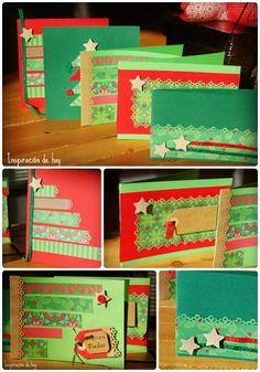 Inspiracion de hoy: Postales de Navidad II