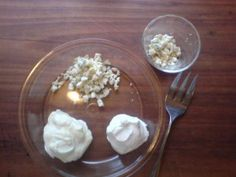 Simple Chunky Blue Cheese Dressing and Dip Recipe