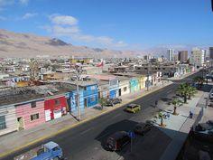 Perspectiva sur Iquique