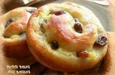 Recette - Petits pains aux raisins maison - Proposée par 750 grammes