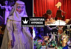 Ao adentrar na exposição Ocupação Giramundo, no Itaú Cultural, em São Paulo, mergulhamos num universo lúdico, encantado e nostálgico. A mostra fantástica e curiosa traz uma viagem pela trajetória do coletivo mineiro, que tem mais de 40 anos de história e é referência na produção de teatro de bonecos no Brasil, item este que merece os holofotes. Com muitas marionetes expostas, feitas em madeira, pano e resina, nos mais diversos tamanhos, a mostra traz todo o percurso de criação dos…