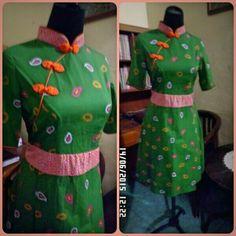 Wariza MODES Dress batik