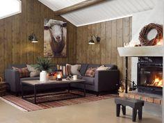 Bilderesultat for stocksund inspirasjon Nye, Dining Table, Cottage, Patio, Living Room, Interior, Outdoor Decor, Handmade, Furniture
