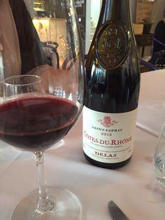 Estou cada vez mais apaixonada pelos vinhos do Rhône!