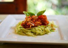 Receta: Spaguetti de zapallo italiano - Women's Health Chile
