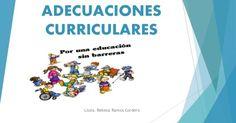 Presentación adecuaciones curriculares from Rebeca Ramos Cordero loading... GRACIAS POR UNIRTE A NUESTRA PÁGINA...