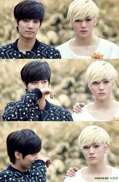 NU'EST JR and Ren ~ seriously Jr and Ren are just sooo adorable by far my fav Otp in Nu'est