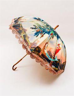 tsumori chisato costa rica umbrella