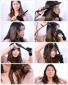22 Best Fer à boucler Hair curler images | Hair curlers