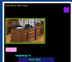 Free Office Desk Plans 135252 - The Best Image Search