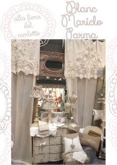 blanc mariclo shabby and chic shop in parma