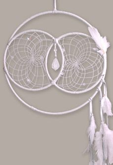 Large Soul Connection Dream Catcher From Tribal Impressions